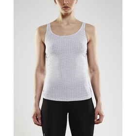 Craft Essential Singlet Damen p trio white
